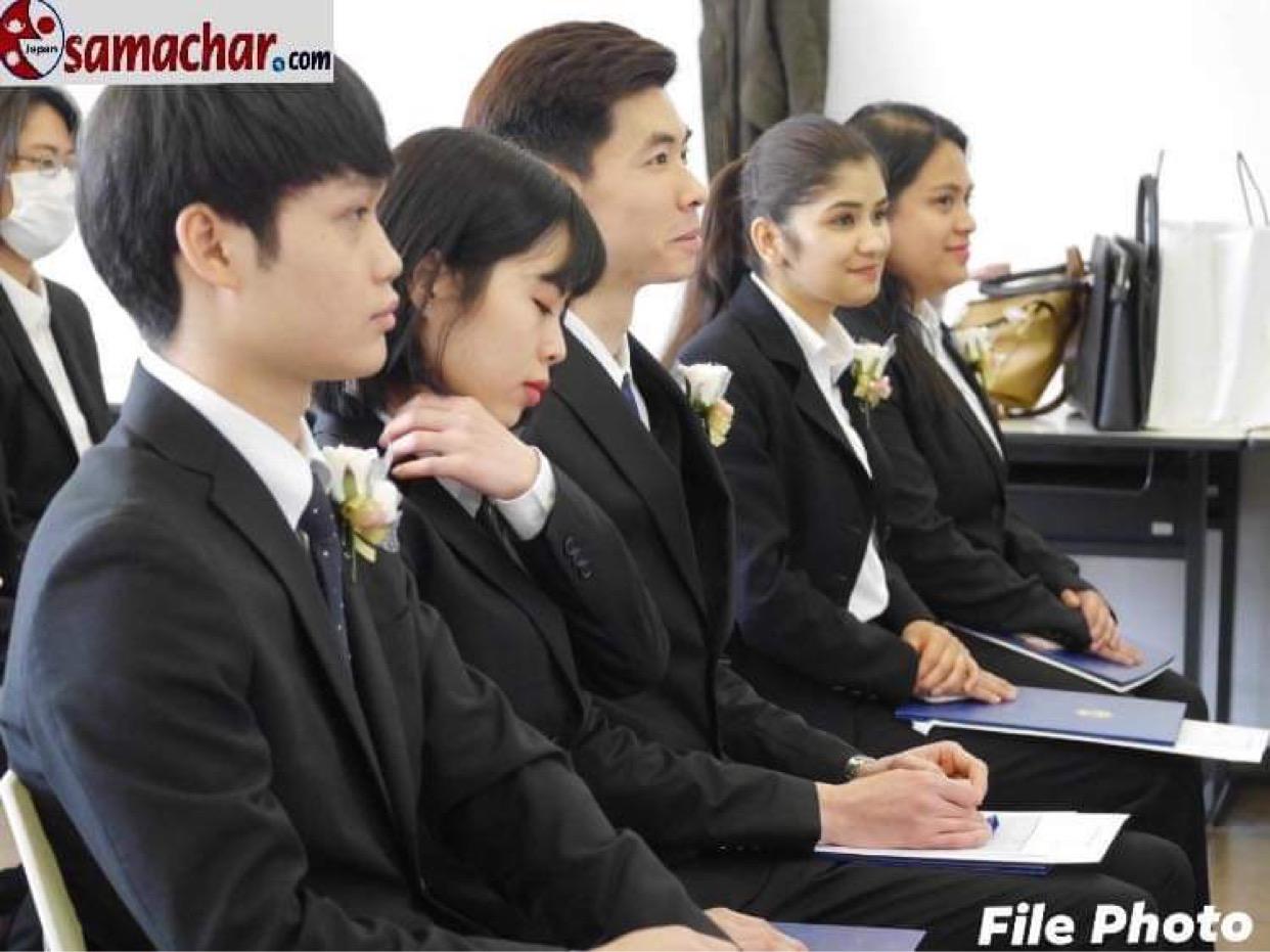 जापान आउने तयारीमा रहेका विद्यार्थी प्रवेशको ताजा अवस्था यस्तो छ