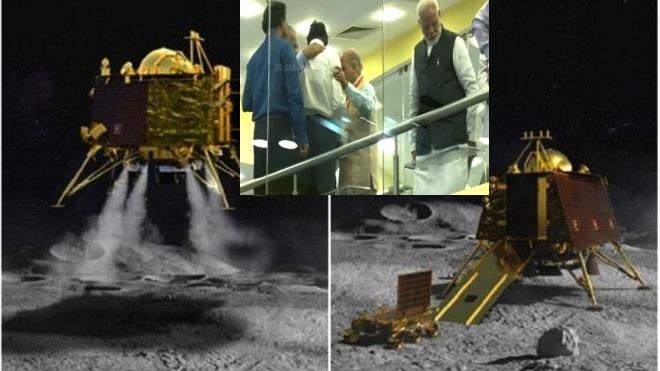 भारतीय चन्द्रयान सम्पर्क विच्छेद, भारतीय बैज्ञानिक र प्रविधिमाथी नै प्रश्न
