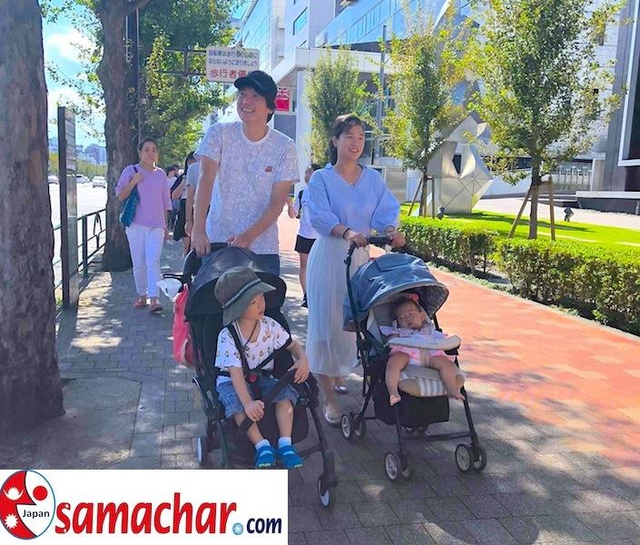जापानको जनसंख्या लगातार दशौं बर्ष ओरालो, एक बर्षमै ४ लाख बढी जापानी घट्दा बिदेशीको संख्या २ प्रतिशत पुग्यो