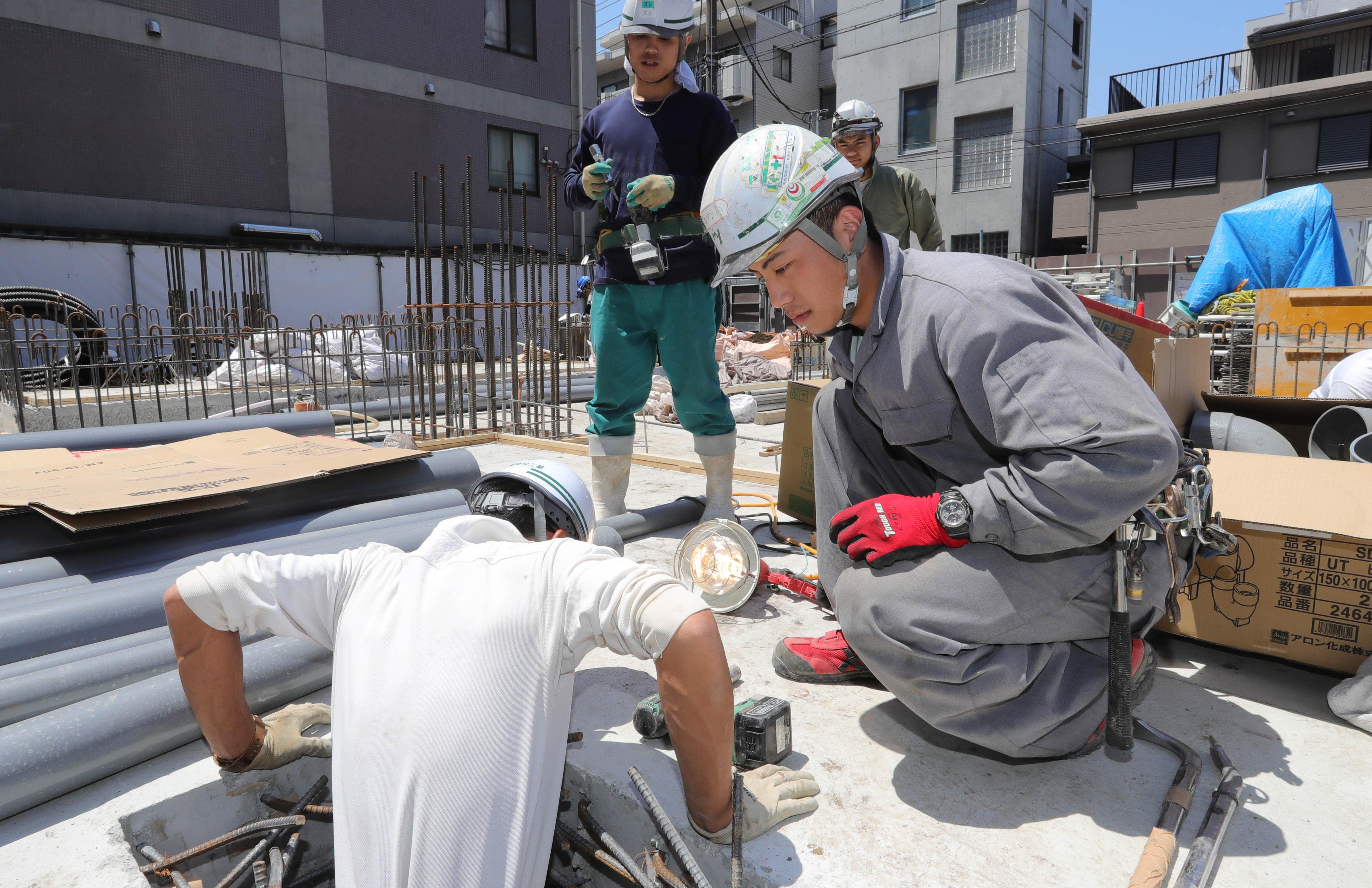 जापानमा बिदेशी कामदारको भिषा अवधि १० बर्ष हुने