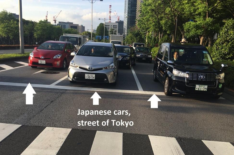 जापान प्रविधिमा सँधै अगाडी-अब अटोमेटिक ब्रेक भएको मोटरकार मात्र चलाउन पाईने