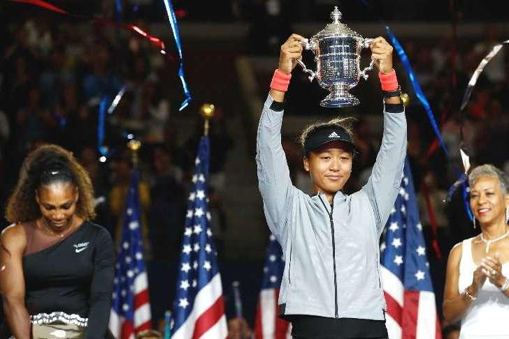 नाओमी ओसाका यूएस ओपन टेनिसको उपाधि जित्ने पहिलो जापानीज खेलाडी