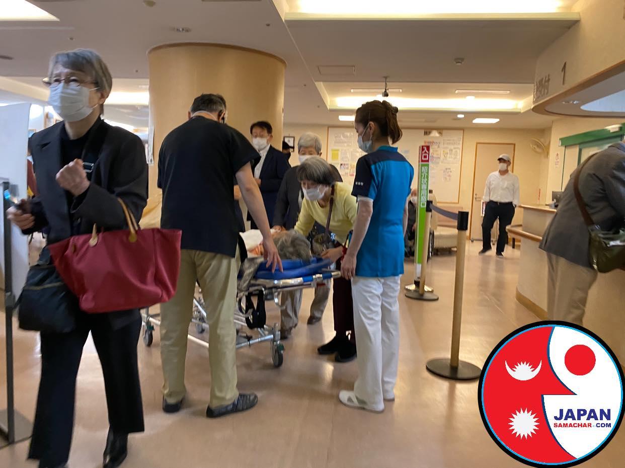 ओसाकामा बृद्ध हेरचाह केन्द्रमा कोरोना फैलंदा २७ जनाको उपचार नपाएर निधन