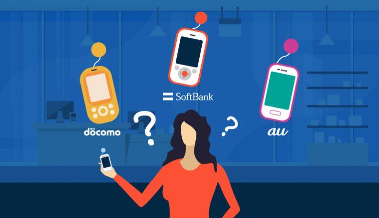 केडीडीआई, सफ्टबैंक र एनटीटी डोकोमोबिच फोन शुल्क घटाउने प्रतिस्पर्धा, यस्ता छन् नयाँ अफर