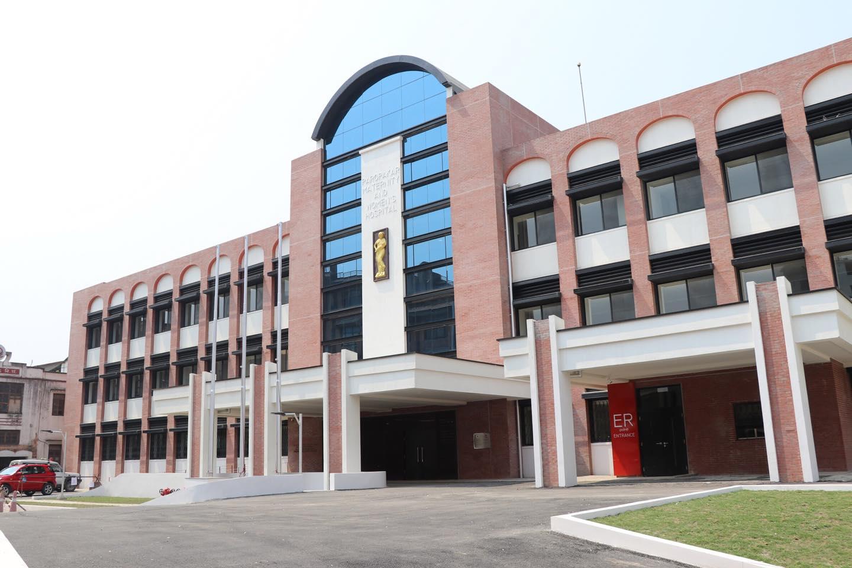 जापानको दुई अर्ब सहयोगमा नेपालकै उत्कृष्ठ अस्पताल बन्यो प्रसुति गृह र वीर अस्पतालको भवन