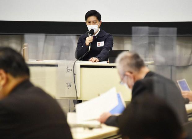 ओसाकामा आपतकाल लम्ब्याउने तयारी, गोल्डेन विक बिदा घरमै बिताउन अनुरोध