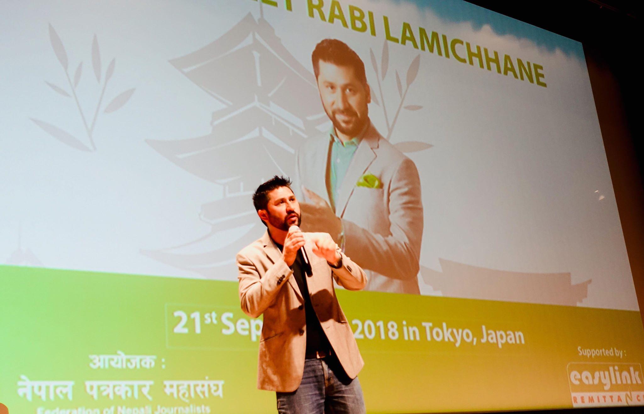 Rabi Lamichhane Exclusive Live From Japan || रवि लामिछाने-सिधा कुरा जनतासँग टिम जापानमा