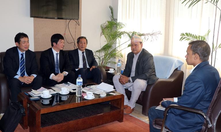 जापानको एयु मोबाईल 'केडीडीआई'द्धारा नेपाल टेलिकमसँग साझेदार प्रस्ताव