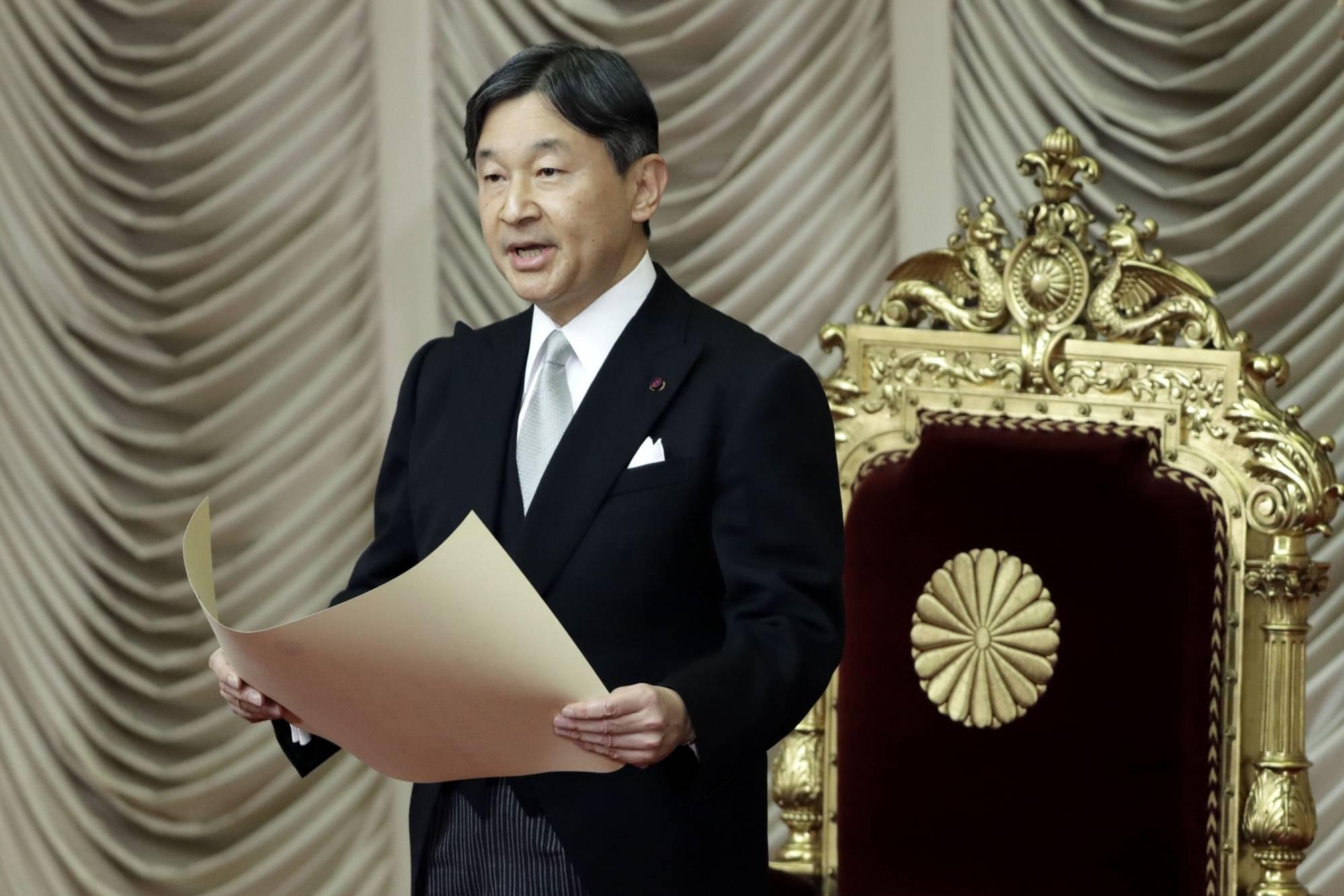 ओलम्पिक उद्घाटनमा जापानी सम्राट मात्रै उपस्थित हुँदै