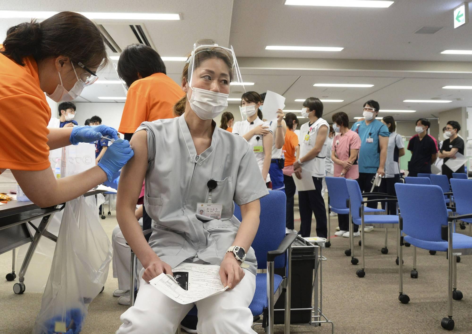 जापानले थप ५ करोड डोज कोरोनाको खोप आपुर्ती गर्ने