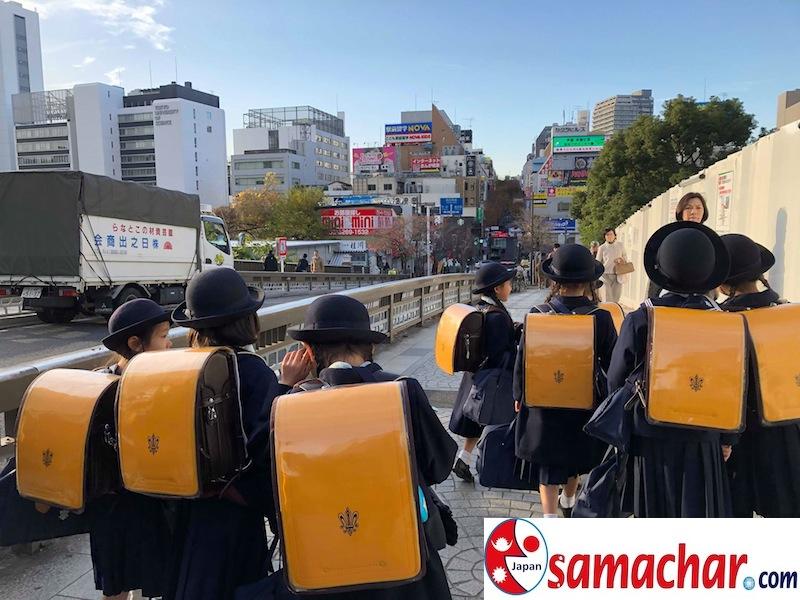 जापानमा २० हजार बिदेशी बालबालिका विद्यालय शिक्षाबाट बञ्चित