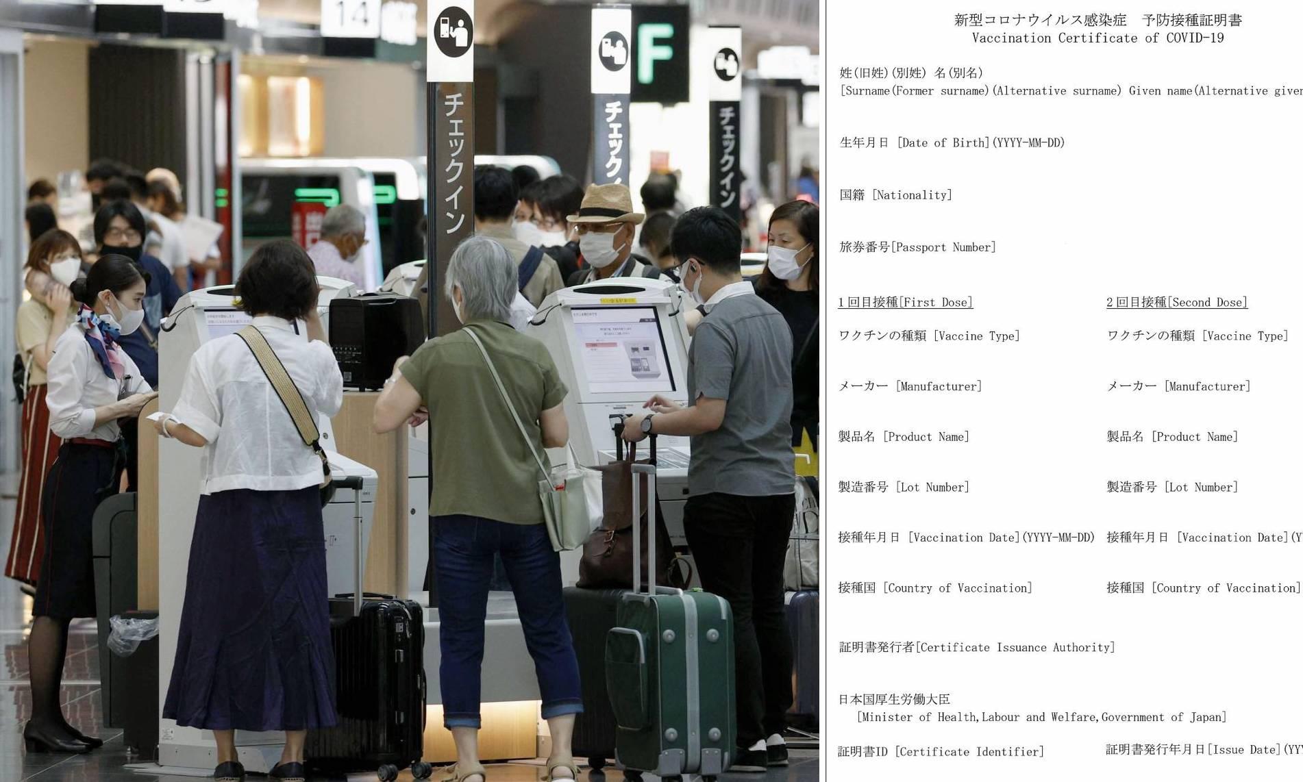 भ्याक्सिन पासपोर्ट : जापानले कुन देशको स्विकार्छ अनि कुन देश सजिलै यात्रा गर्न पाईन्छ ?