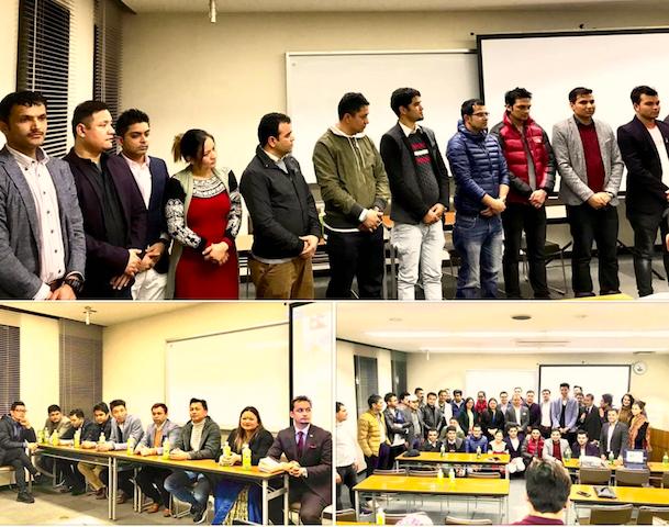 विष्णुप्रसाद सुबेदीको संयोजकत्वमा एनआरएन जापान चिवा क्षेत्रिय समिति गठन