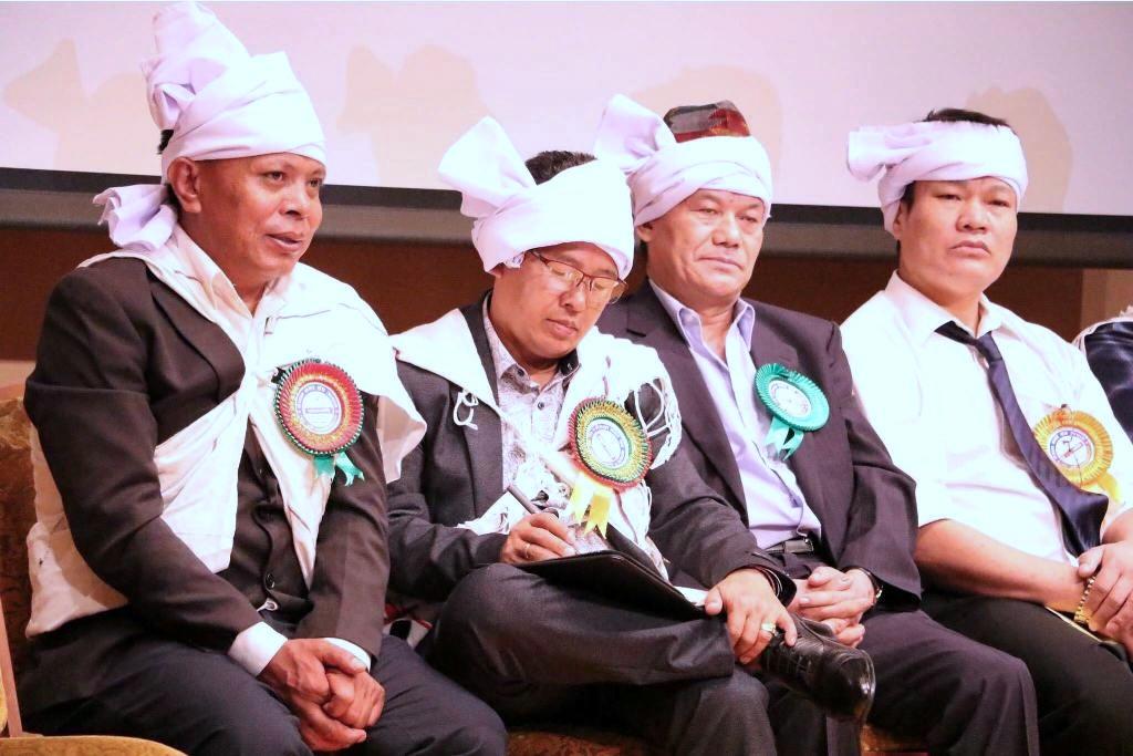 नेपाल मगर संघ जापान र मगर संघ जापानबिच एकता, अध्यक्षमा नवीन थापामगर