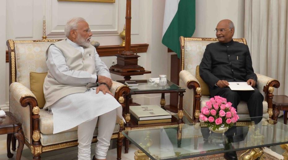 लोकसभा निर्वाचनमा बहुमत पाएका भारतीय प्रधानमन्त्री नरेन्द्र मोदीले पदबाट राजिनामा दिए, निर्वाचनको मतपरिणाम यस्तो छ