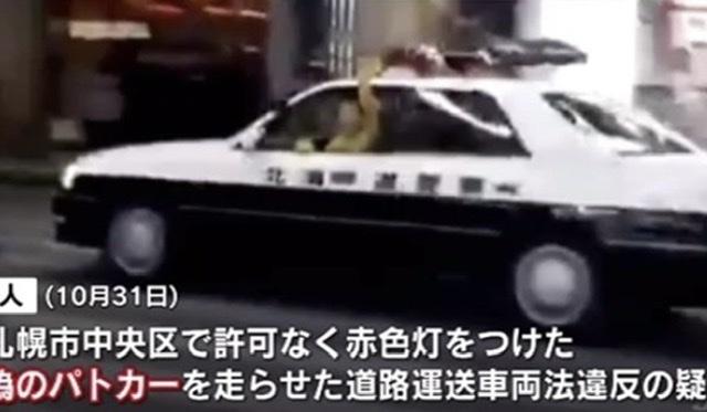 यता पनि युट्यूबर आतंक ! 'भ्यू' बढाउन जापानमा प्रहरीको नक्कली कार कुदाएपछी