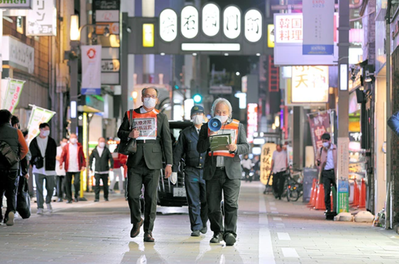 ओसाकामा कोरोना संक्रमण नियन्त्रण बाहिर जाने अवस्थामा, शुक्रबार अर्को खराब किर्तिमान
