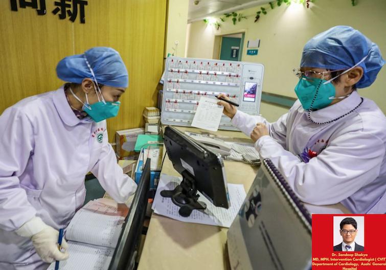 जापानमा कोरोना भाईरस र वास्तविक अवस्था-कोरोना संक्रमितको उपचारमा संलग्न नेपाली डाक्टरको अनुभव