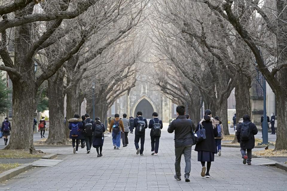 विदेशी विद्यार्थी चेकजाँच कसिलो पार्दै जापानी विश्वविद्यालय