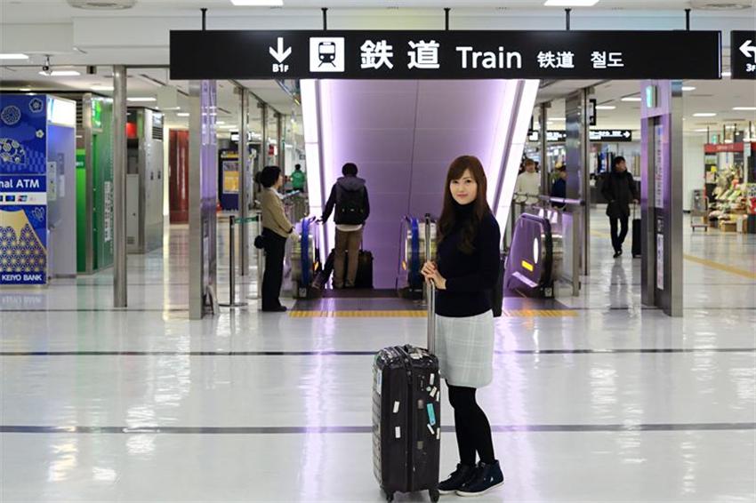 अब जापान फर्कनेले एयरपोर्टबाट रेल प्रयोगगर्न पाउने ! यस्तो छ योजना