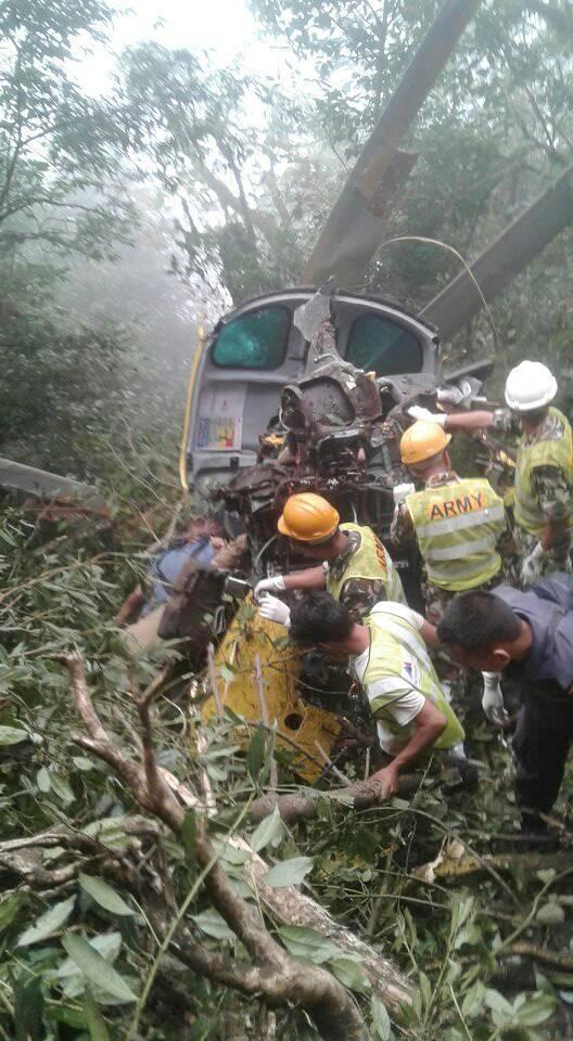 यसरी भयो अल्टिच्युड एयरको हेलिकोप्टर दुर्घटनामा, जापानिज नागरिक सहित छ जनाको मृत्यु (फोटो फिचर)