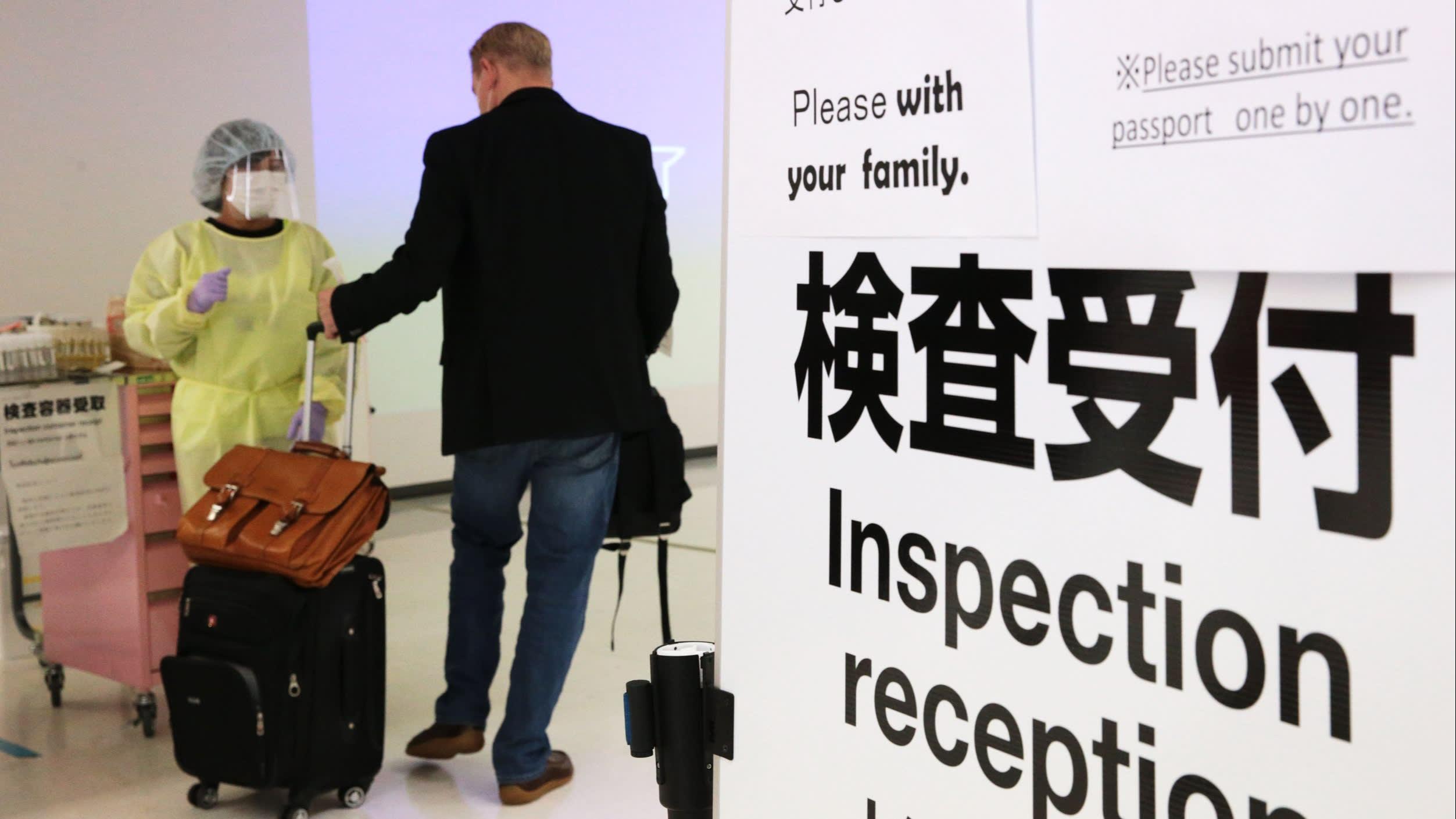 फेरी अर्को प्रकार फेला ! जापानमा अमेरिकामा पाइएको नयाँ प्रकारको कोरोना भेटियो