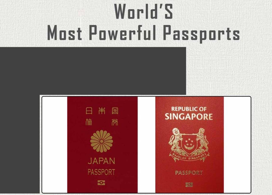 २०२१ मा जापानको पासपोर्ट संसारको सबैभन्दा शक्तिशाली, नेपाल उत्तर कोरियाभन्दा कमजोर