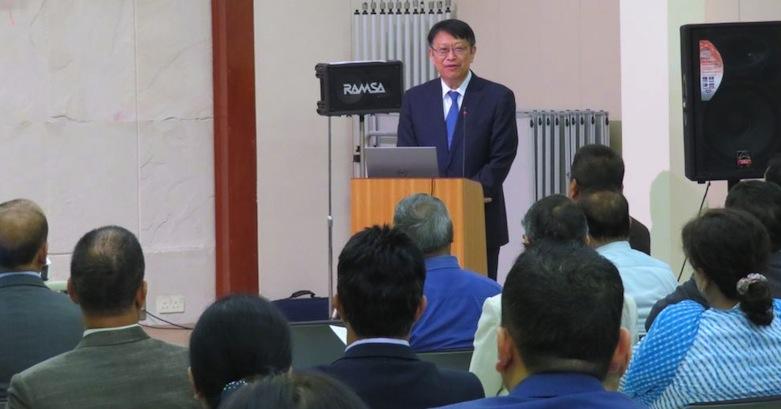 स्वास्थ्य प्रणाली सुदृढ गर्न जापान-नेपाल चिकित्सा सम्मेलन