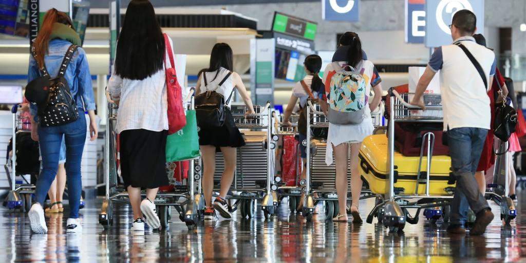 नारिता र हानेदा एयरपोर्टबाट विदेश जाँदा अब टिकट र पासपोर्ट नचाहिने