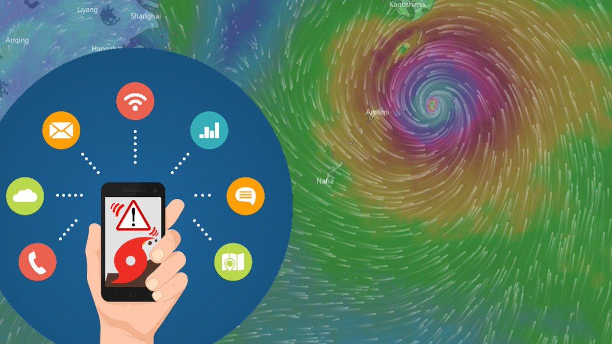 ताईफु आउने क्षेत्रमा हुनुहुन्छ ? मोबाईल ब्याट्रि सहित विद्युत् यसरी संञ्चिति गरौं