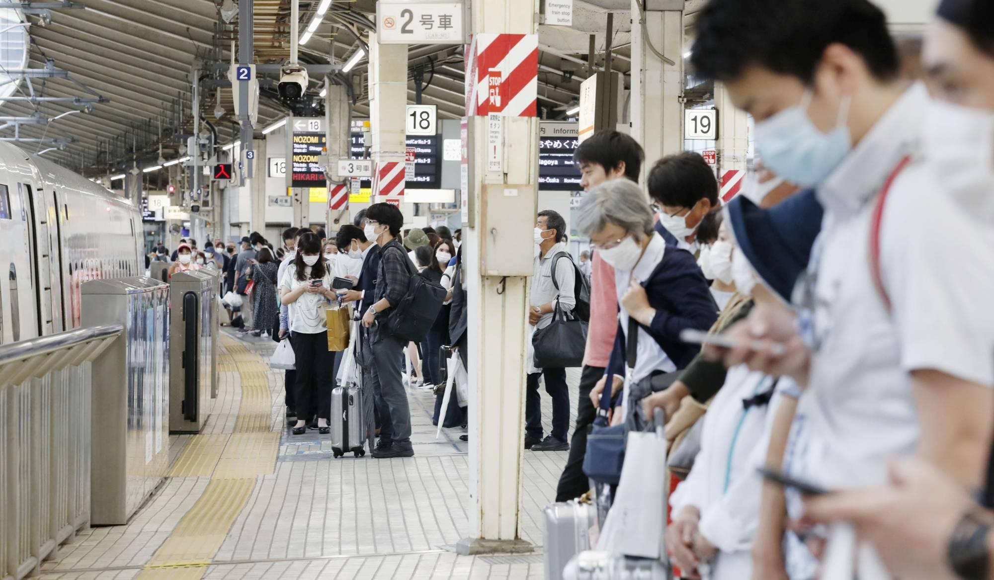 जापानमा राजधानी आउने भन्दा छाड्ने व्यवसायी र बासिन्दा बढे