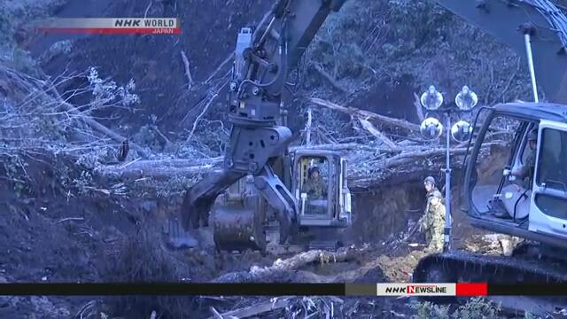 होक्काइदोको बिनाशकारी भूकम्पमा मृत्यु हुनेको संख्या १६ पुग्यो, २४ सै घण्टा खोजी र उद्दार जारी