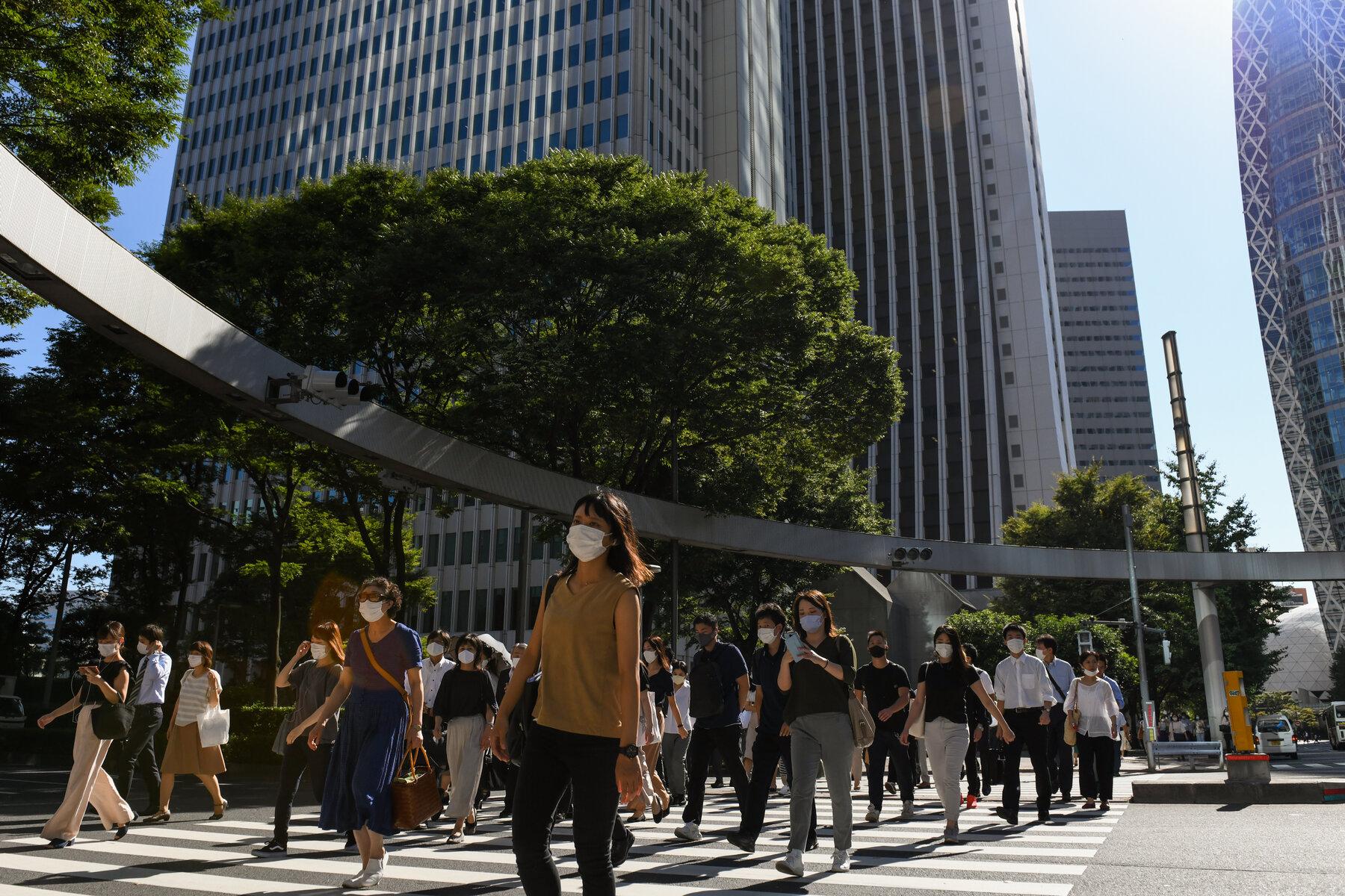 जापानमा साइड जब गर्नेको संख्या बढेर ८० लाख पुग्यो