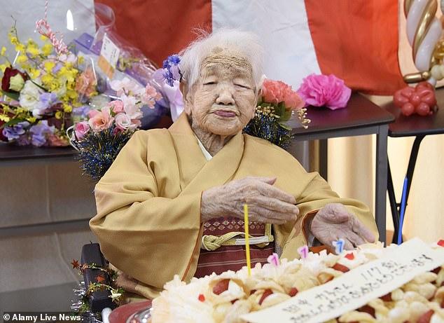 विश्वको सबै भन्दा बृद्ध तानाकाको आज ११८ औं जन्मदिन