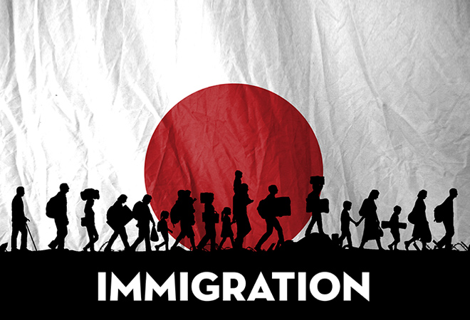 जापानमा 'टुरिष्ट' र 'बिजनेश' भिषामा रहेका बिदेशिले पनि 'पार्ट टाइम' काम गर्न पाउने