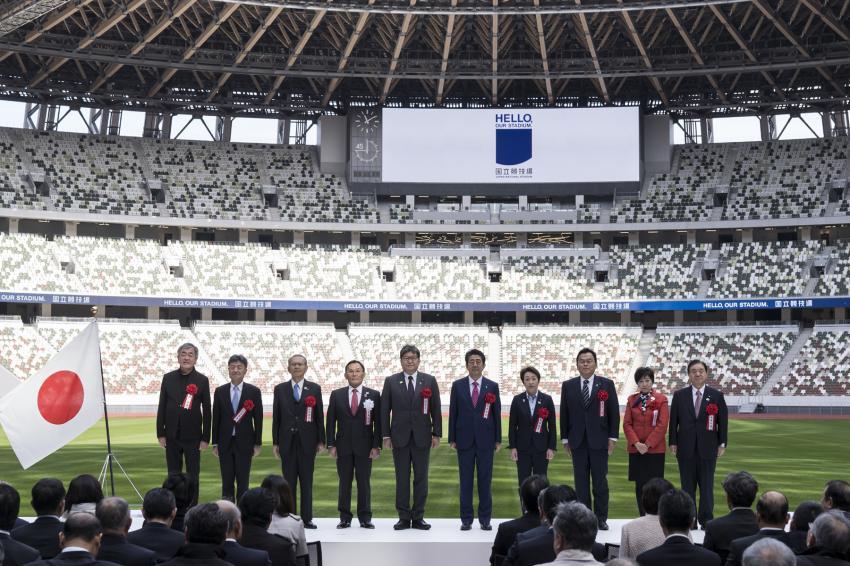 २०२० टोकियो ओलम्पिकको तयारी अन्तिम चरणमा, ५५ बर्षपछि जापान ओलम्पिक गर्दै
