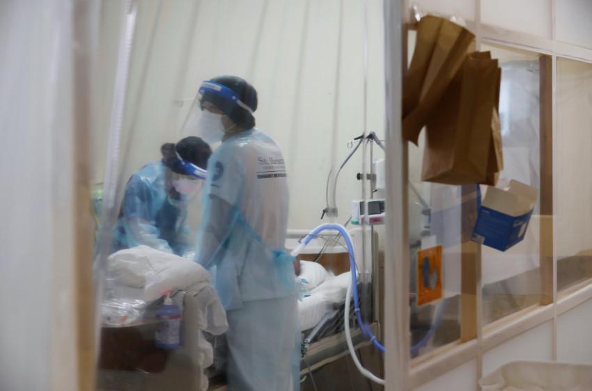 जापानमा खोप लगाएका २ नर्समा कोरोना भाइरस संक्रमण