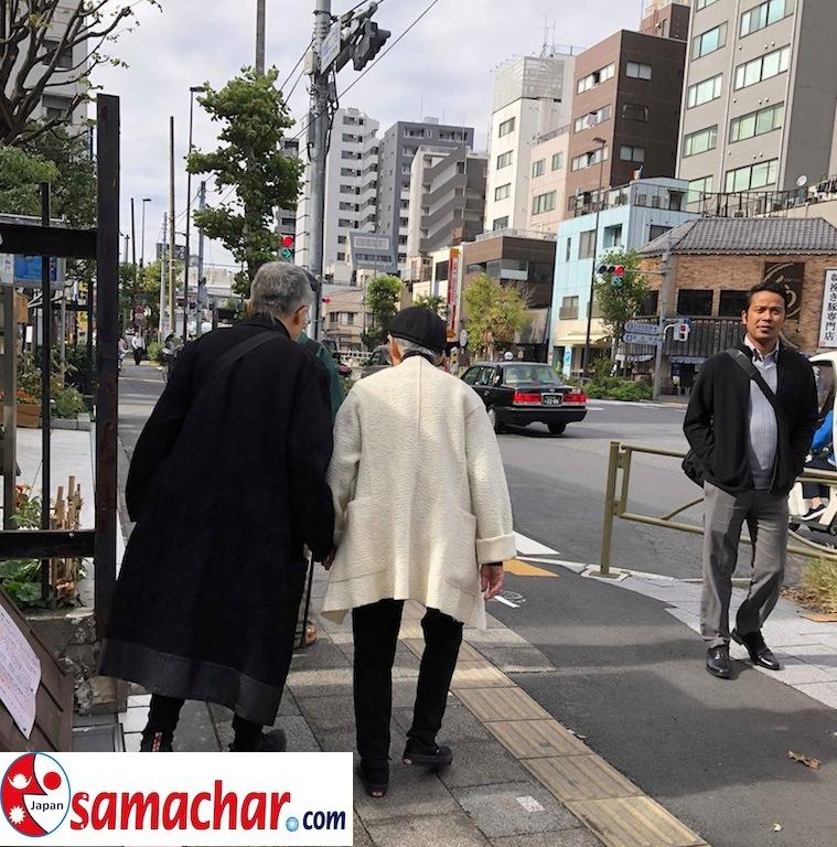 जापानमा बृद्धबुद्धाको आयु बढ्यो, पुरुषको आयु ८१ बर्ष-महिलाको ८७ बर्ष