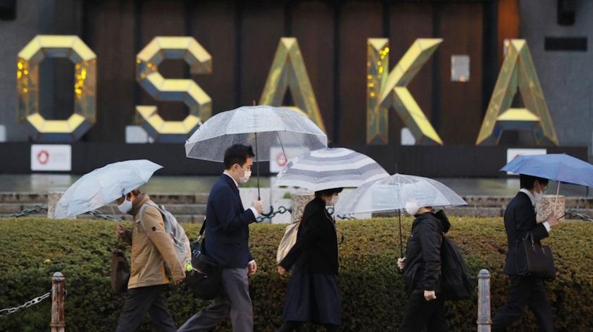 ओसाकामा स्वास्थ्य आपतकाल, अस्पतालहरु उच्च तनावमा