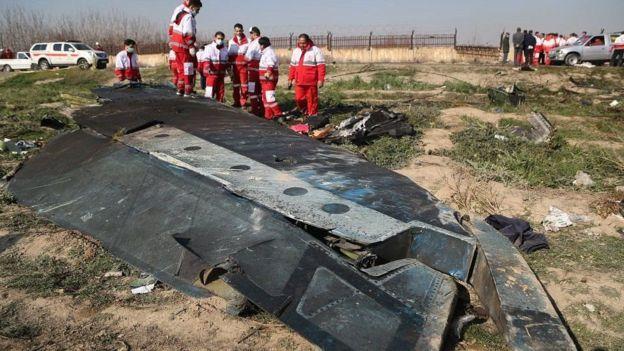 १७६ यात्रु मृत्यु बिमान दुर्घटना ईरानी रकेट हमलाबाट भूलवस भएकोमा ईरानद्धारा क्षमाचायना